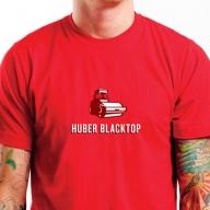 Huber Blacktop Branding