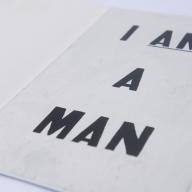 Glenn Ligon Exhibit Invite