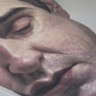 Ron Mueck Warhol Exhibition
